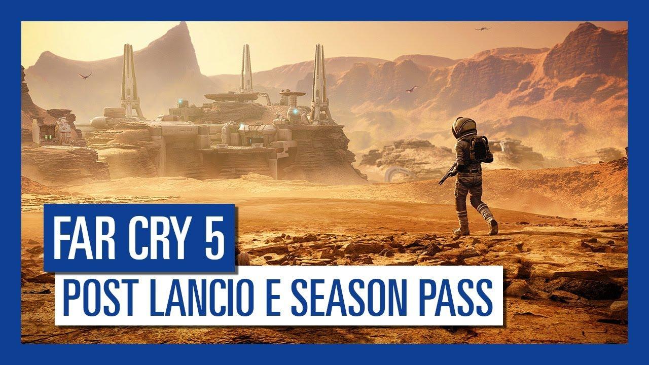 Far Cry 5: ecco i contenuti post-lancio, dal Season Pass a Far Cry Arcade thumbnail