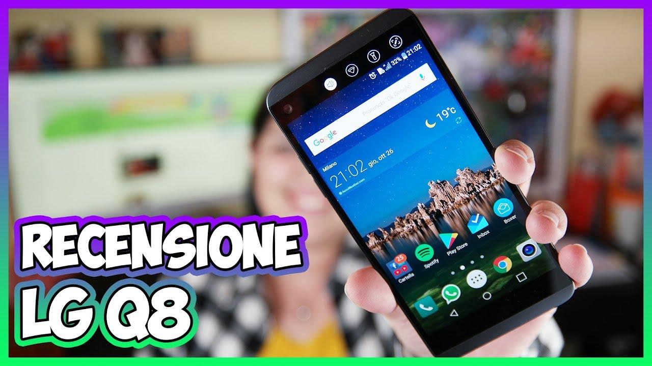 [Recensione] LG Q8: lo smartphone con doppio display thumbnail