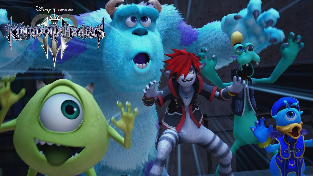 Kingdom Hearts III: due nuovi trailer dal D23 Expo Japan thumbnail