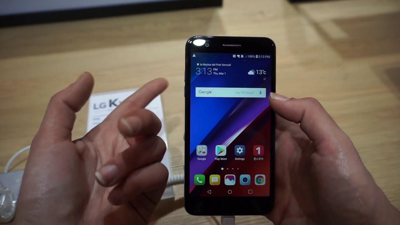 LG K8, K10 e K10+ versione 2018 – anteprima dal MWC 2018 thumbnail
