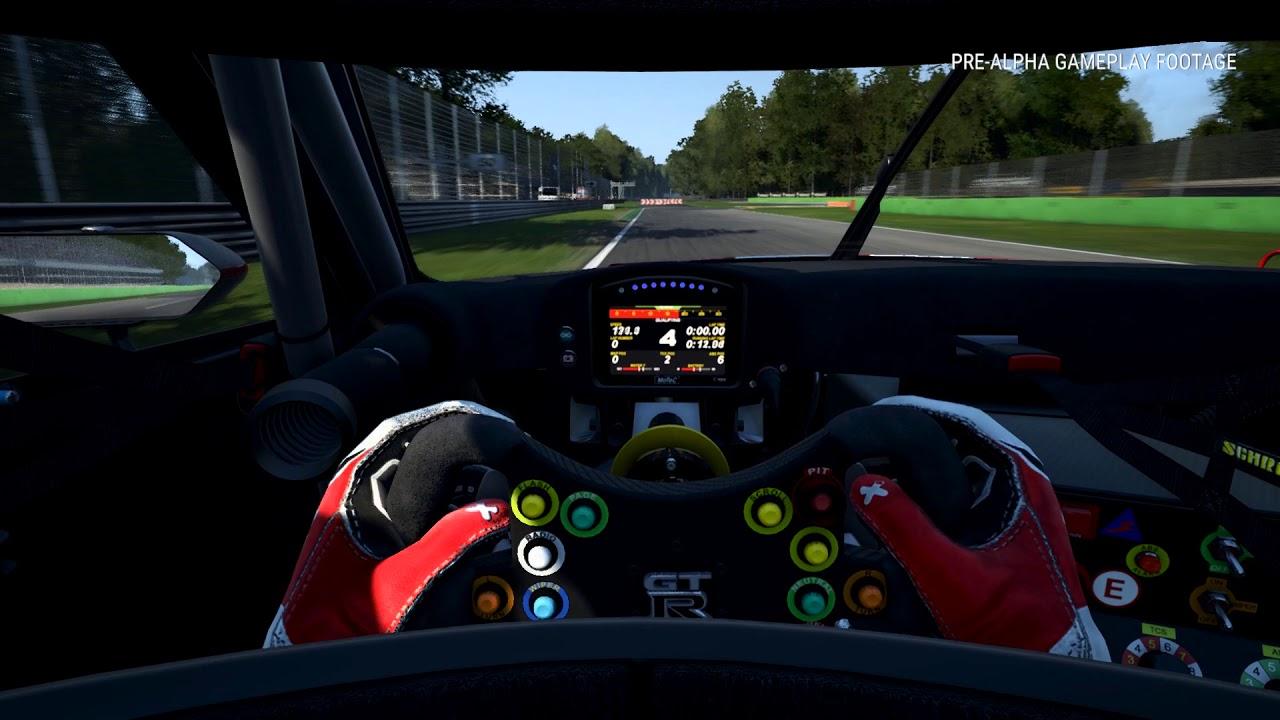Assetto Corsa Competizione, primo gameplay dalla versione pre-Alpha thumbnail
