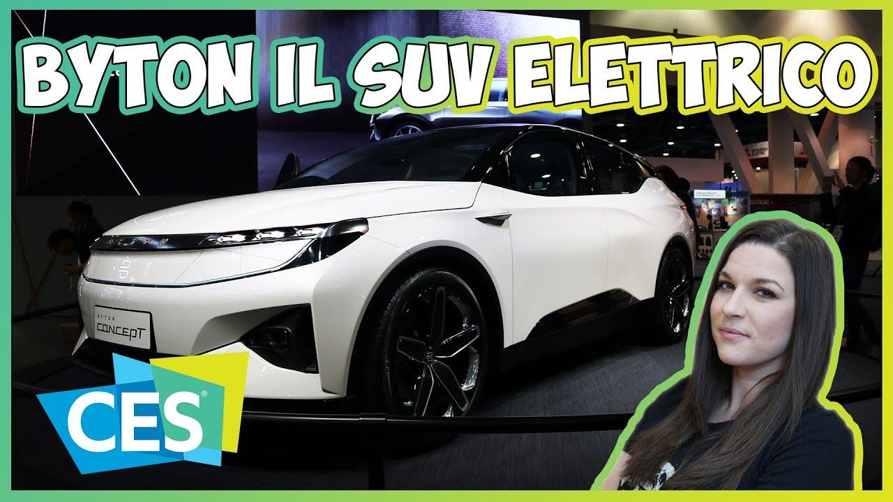 Byton: il SUV futuristico che arriva dalla Cina e vuole fare la guerra a Tesla thumbnail