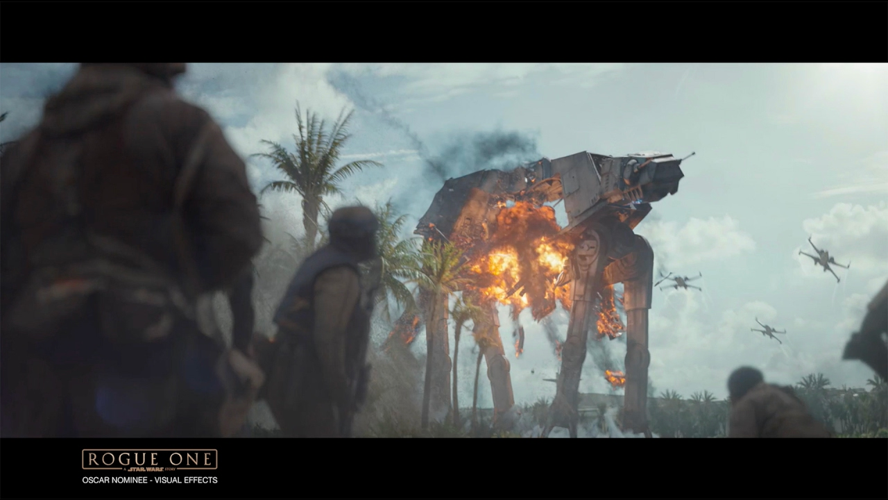 Rogue One: uno sguardo agli effetti speciali realizzati dalla Industrial Light and Magic thumbnail
