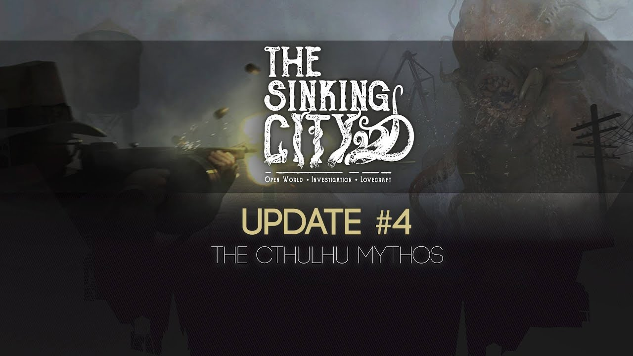 The Sinking City: un nuovo DevDiary dedicato al mito di Cthulhu thumbnail
