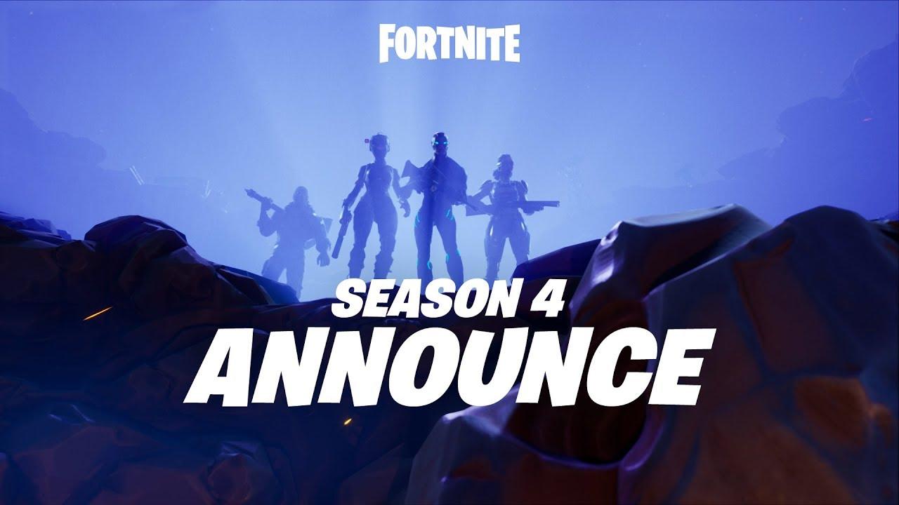 Fortnite accoglie la Season 4, scoperte alcune aree segrete thumbnail
