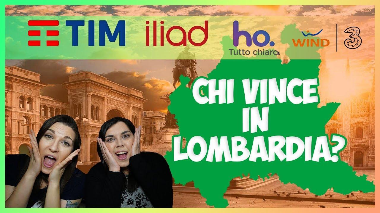 Confronto Iliad, ho Mobile, Tim e Wind/TRE: test velocità in Lombardia. Chi vince la sfida? thumbnail