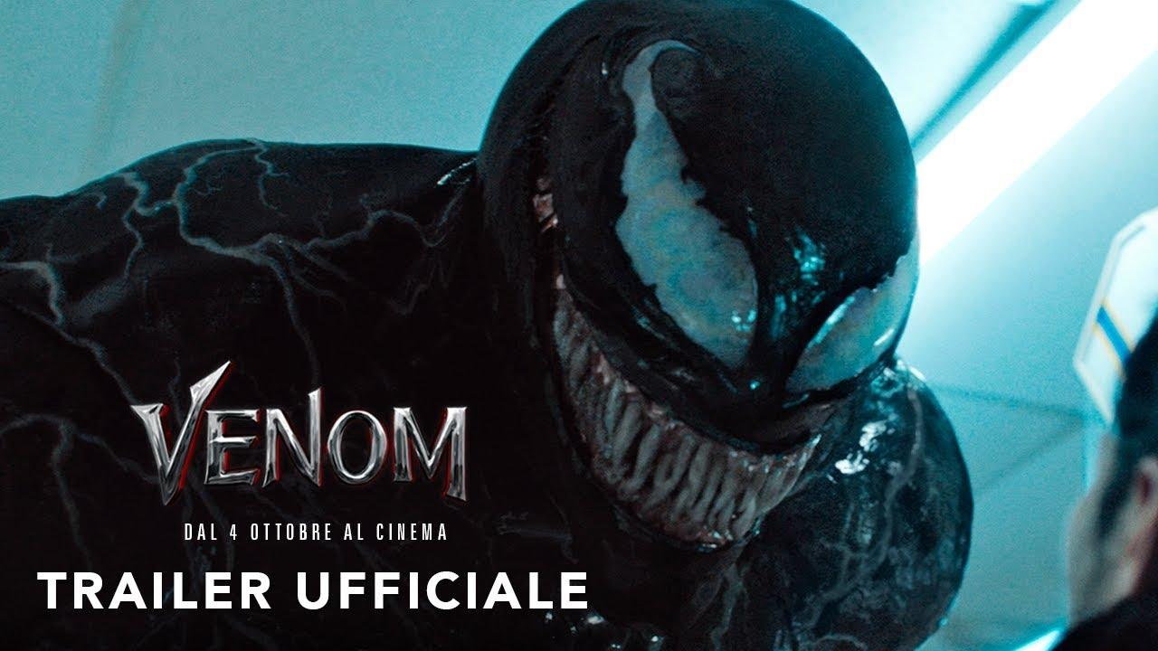 Venom è ancora più terrificante nel nuovo trailer italiano thumbnail