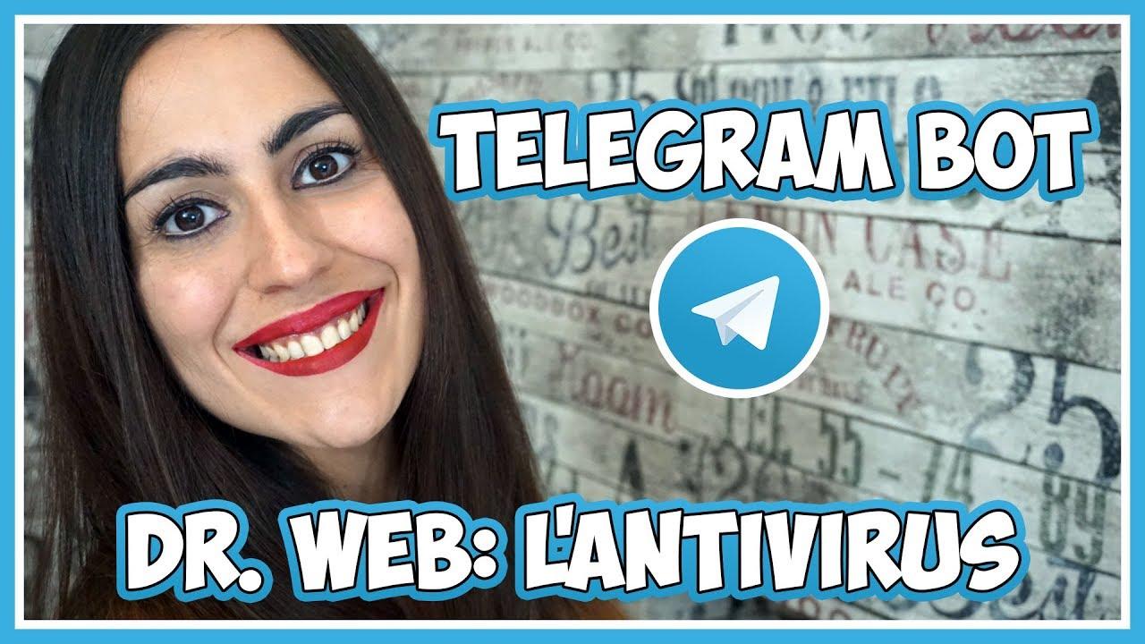 Utilizza Telegram come antivirus! – i BOT di Tech Princess thumbnail