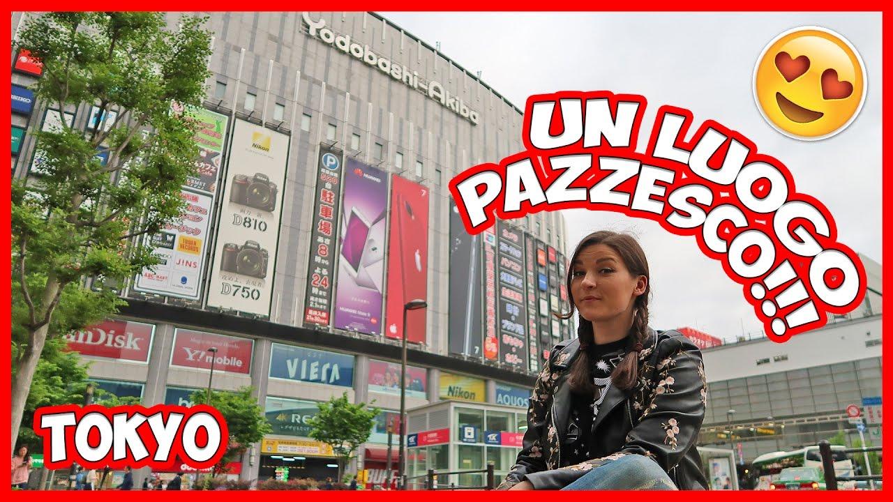 Vi portiamo da Yodobashi Camera Akiba di Tokyo! thumbnail