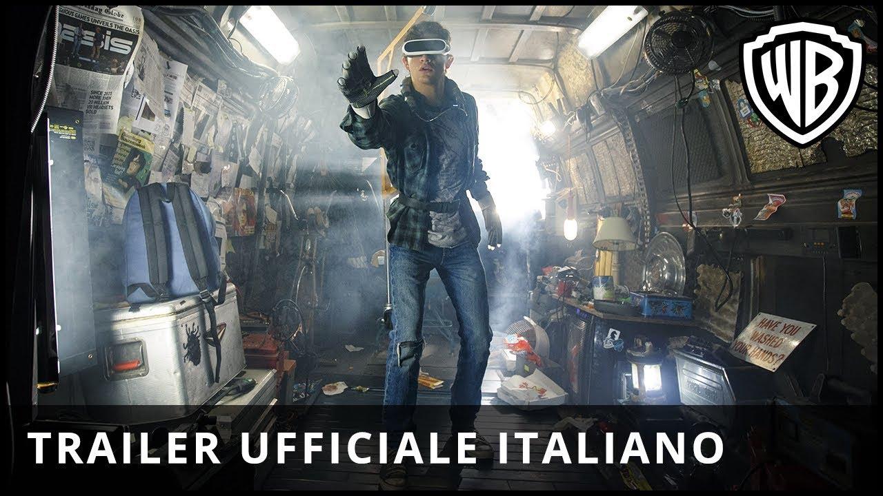 Ready Player One, il trailer vede protagonisti gli eroi dei videogiochi thumbnail