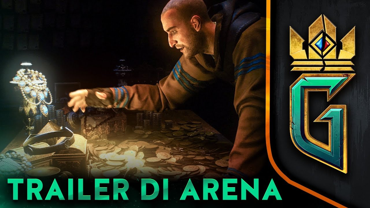 GWENT: arriva la nuova modalità di gioco Arena, ecco i dettagli thumbnail