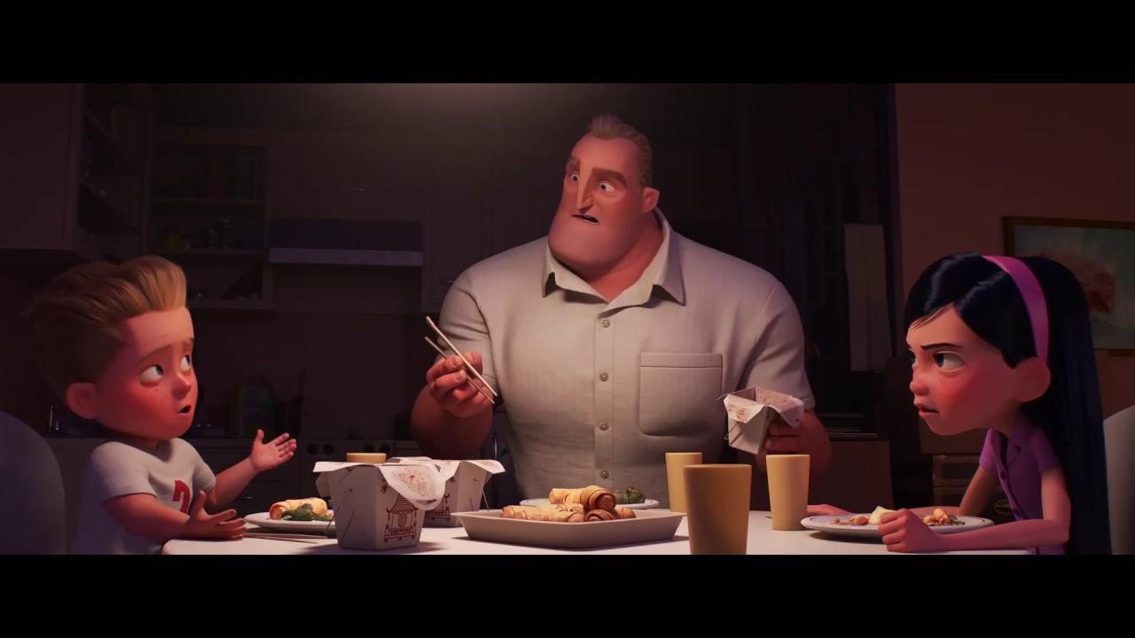 Gli Incredibili 2, ecco il full trailer del nuovo film Disney Pixar thumbnail