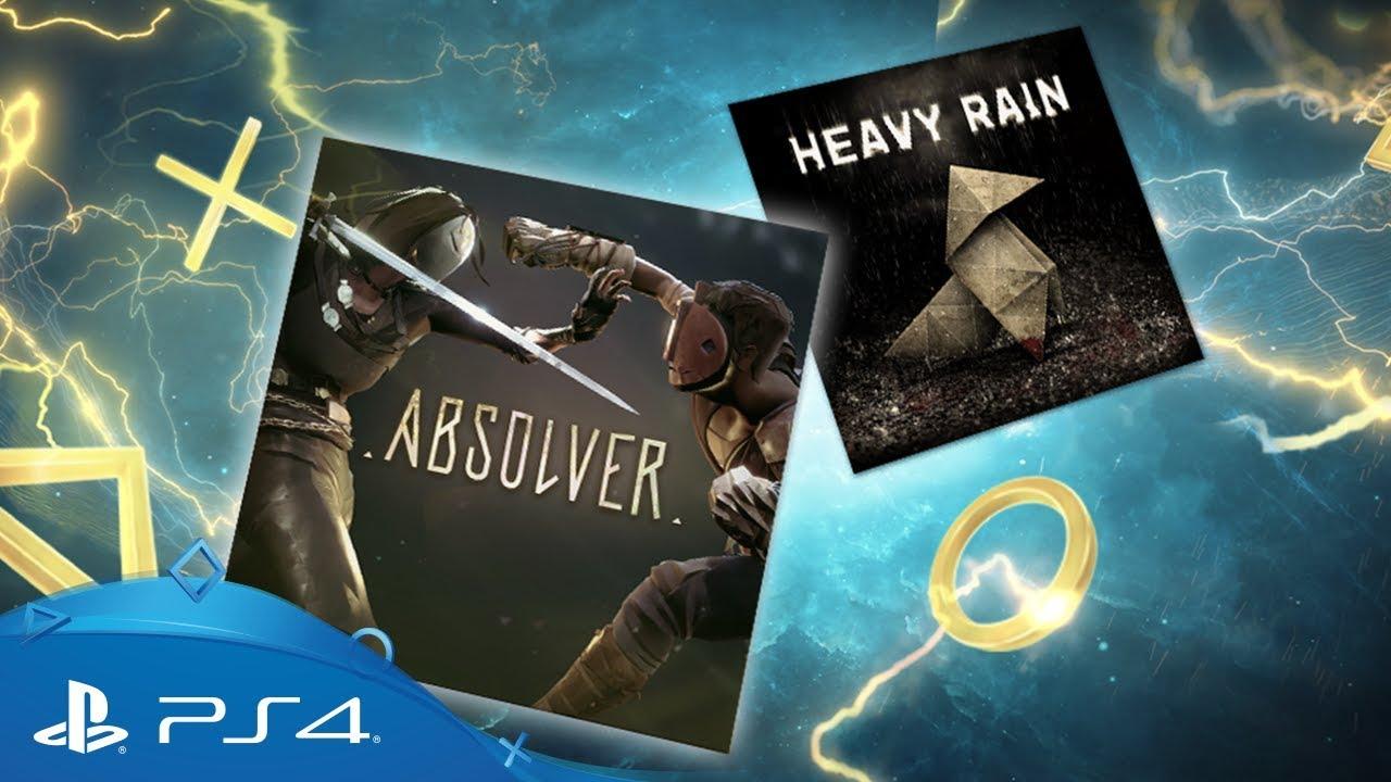 PlayStation Plus, Heavy Rain e Absolver tra i titoli gratuiti di Luglio thumbnail