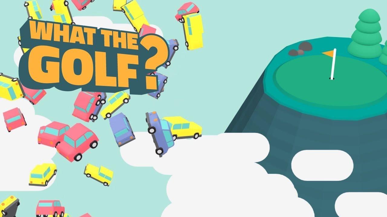 What The Golf? è il videogioco ideale per chi odia il golf thumbnail