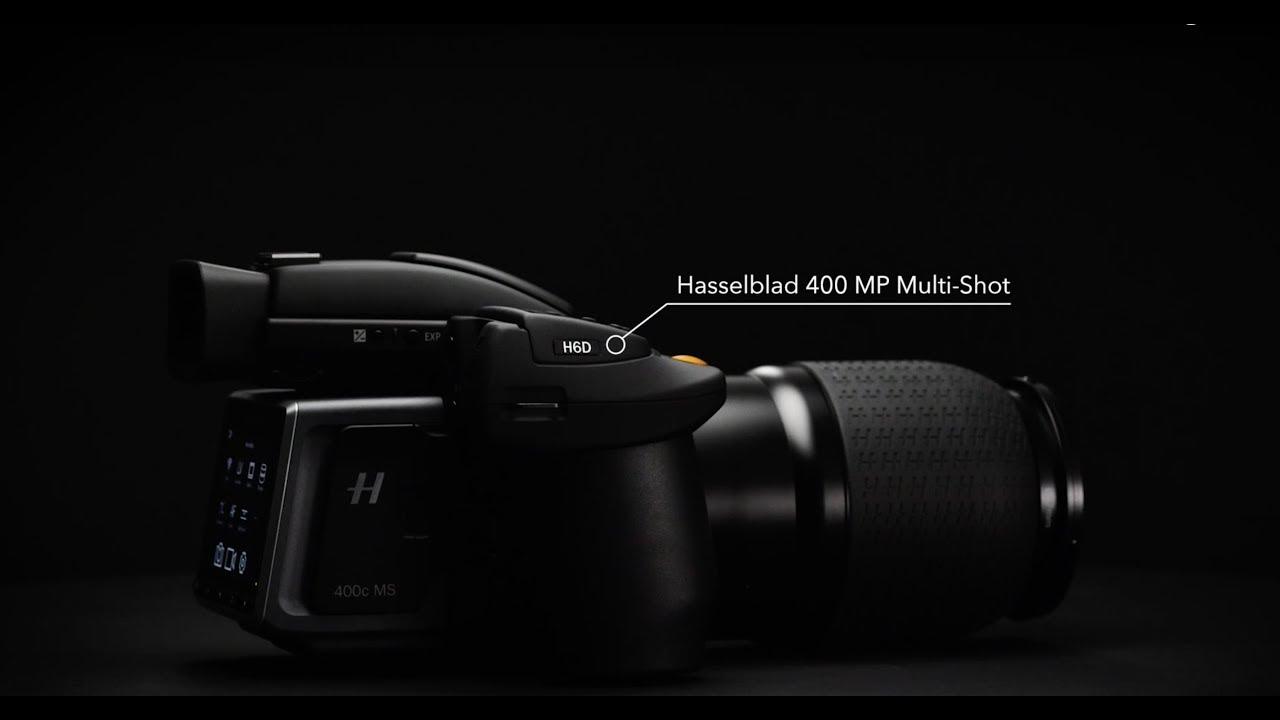 Hasselblad H6D-400c MS, la fotocamera multi-scatto da 400 megapixel thumbnail