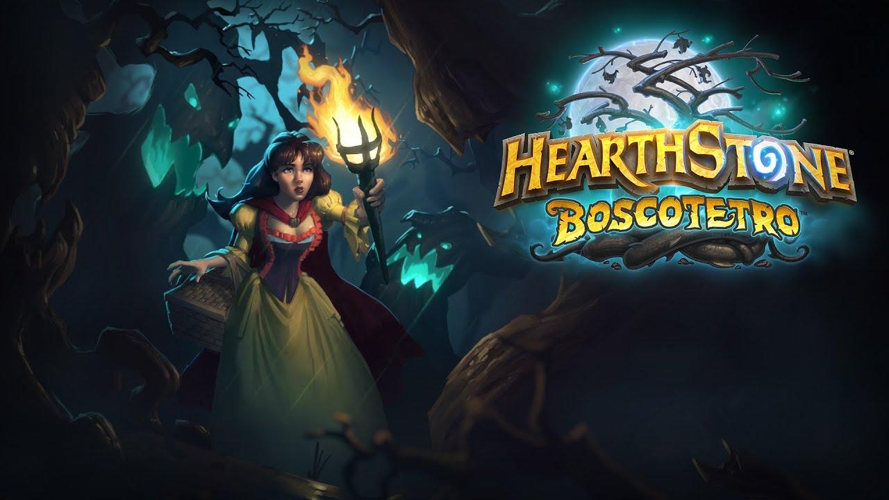Hearthstone: la nuova espansione s'intitola Boscotetro, uscirà ad aprile thumbnail