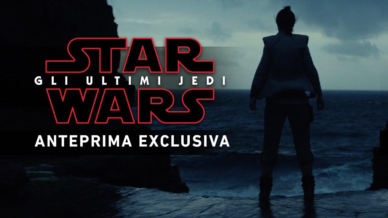 """Star Wars: The Last Jedi"" svelato il teaser trailer thumbnail"