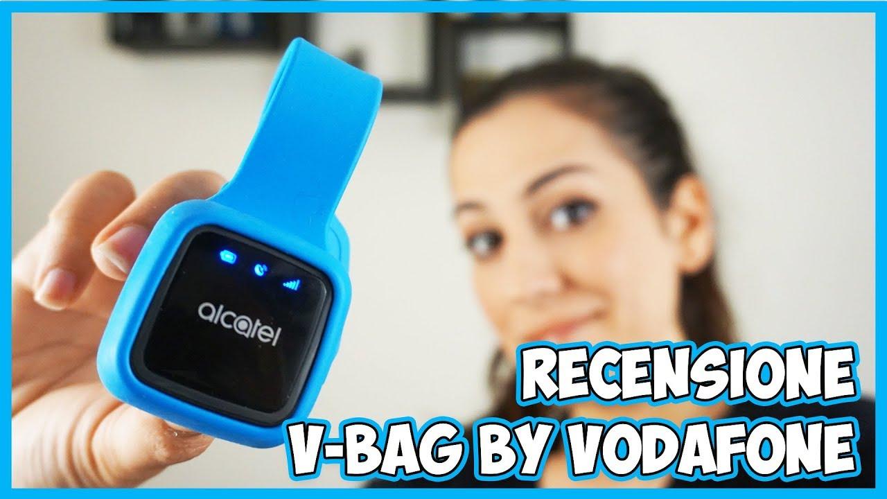 Recensione V-Bag by Vodafone: il tracker per non perdere più borse e valigie thumbnail