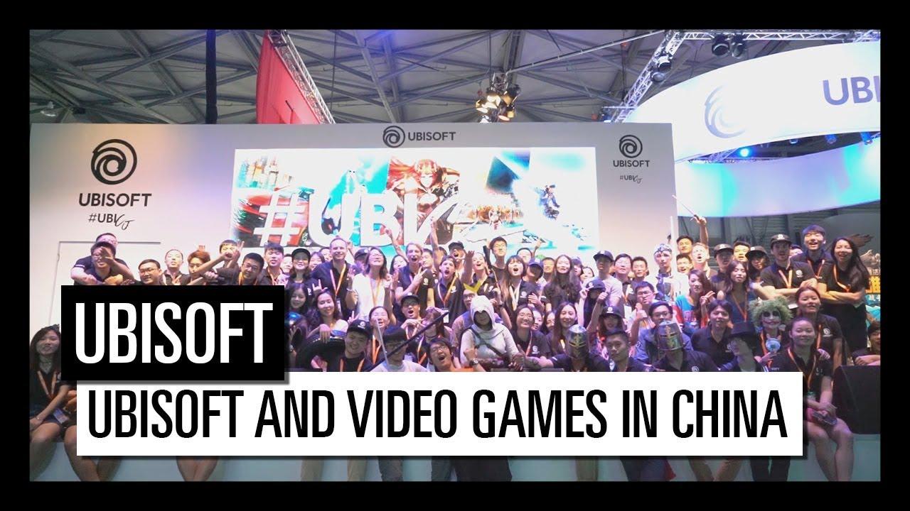 Ubisoft: ecco la sua variegata line up di videogiochi per il Chinajoy thumbnail