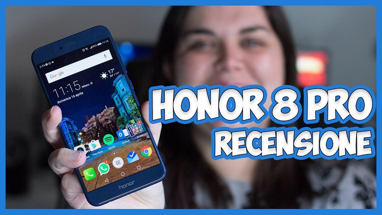 Honor 8 Pro – Recensione dell'ultimo (e potentissimo) smartphone Honor thumbnail
