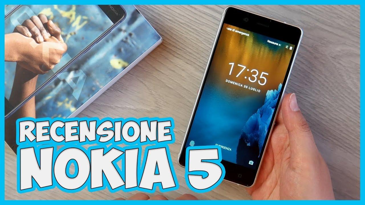 [Recensione] Nokia 5: ma com'è? thumbnail
