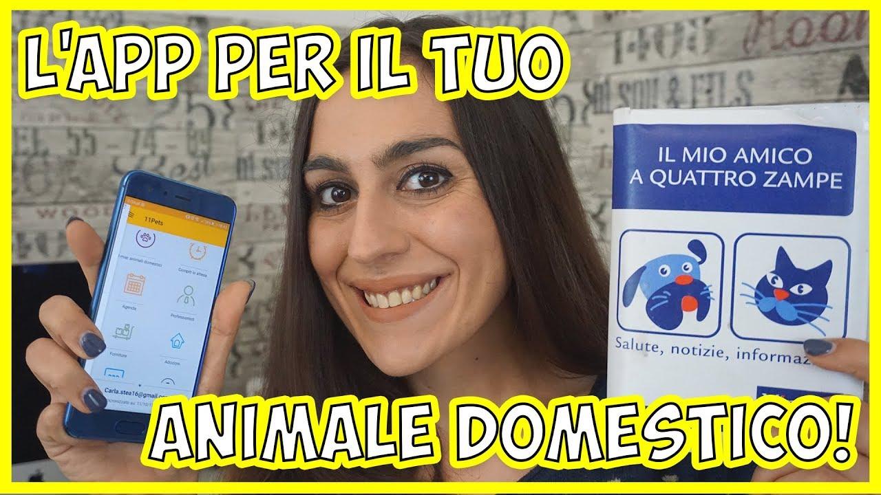 Gestisci i tuoi animali domestici con lo smartphone thumbnail