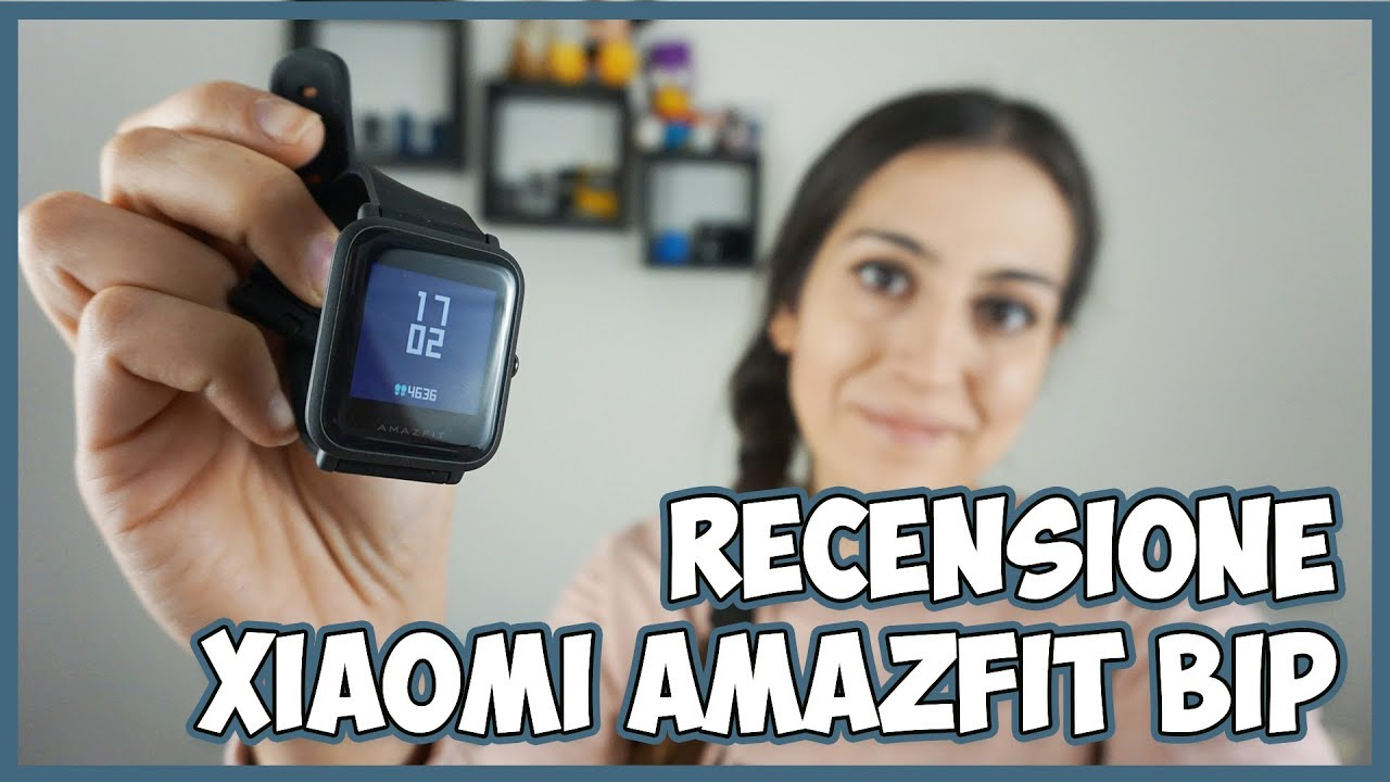 Recensione Xiaomi AmazFit Bip: a metà fra smartwatch ed acitvity tracker thumbnail