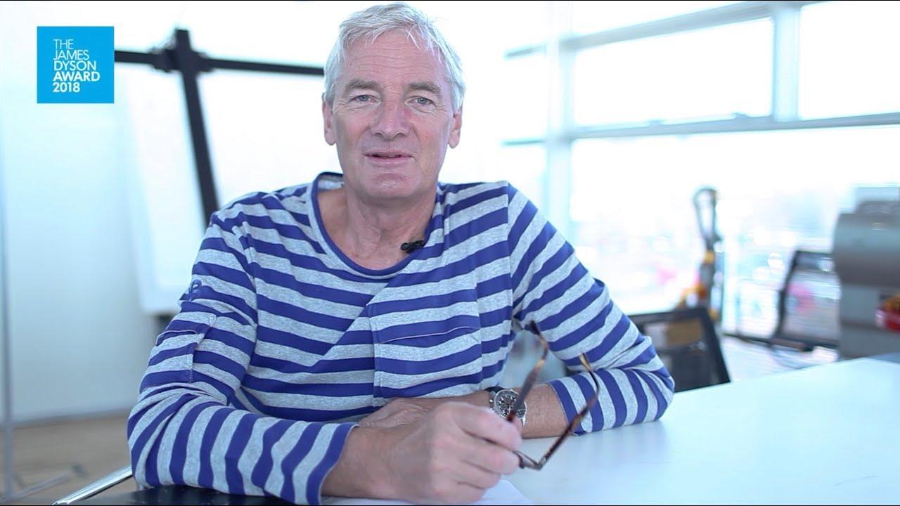James Dyson Award: al via il concorso dedicato agli inventori thumbnail