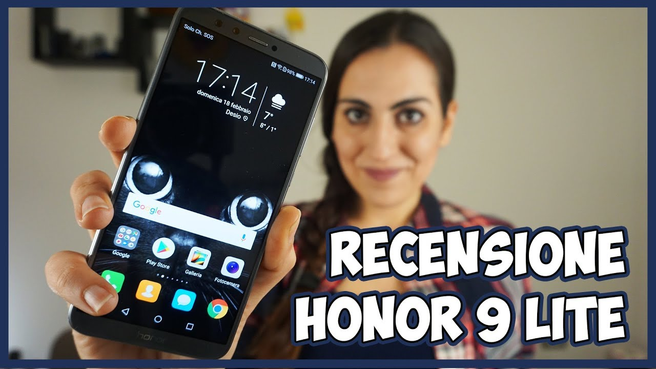 Recensione Honor 9 Lite, il medio di gamma premium con 4 fotocamere thumbnail