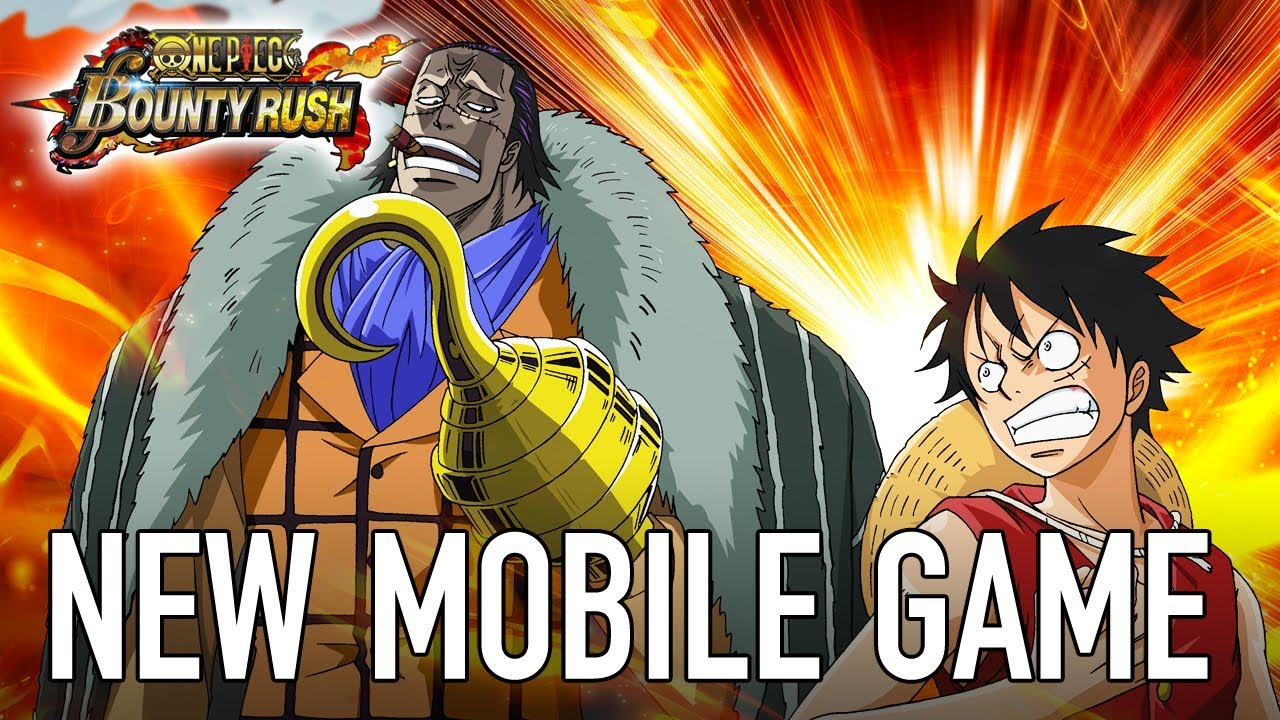One Piece Bounty Rush in arrivo sui dispositivi Android e iOS thumbnail