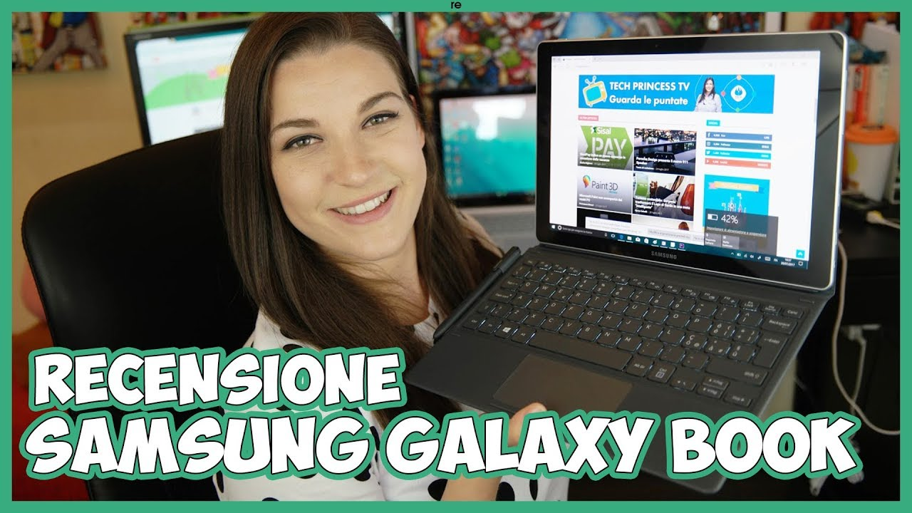 [Recensione] Samsung Galaxy Book: come si comporta? thumbnail