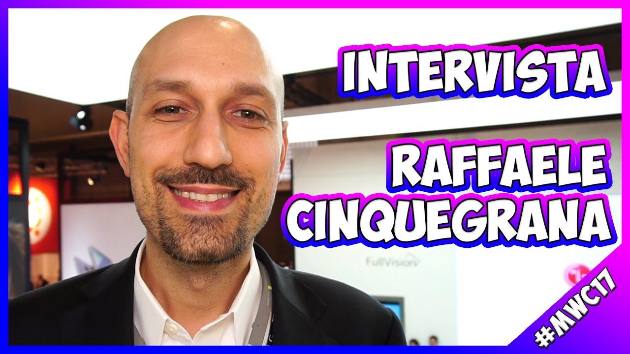 [Intervista] Raffaele Cinquegrana: spiegaci perché dovremmo comprare LG G6 thumbnail