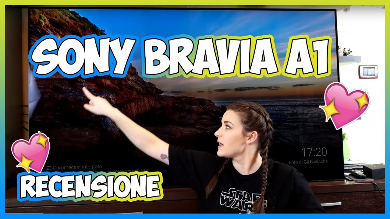 [Recensione] Sony Bravia OLED A1: che spettacolo! thumbnail
