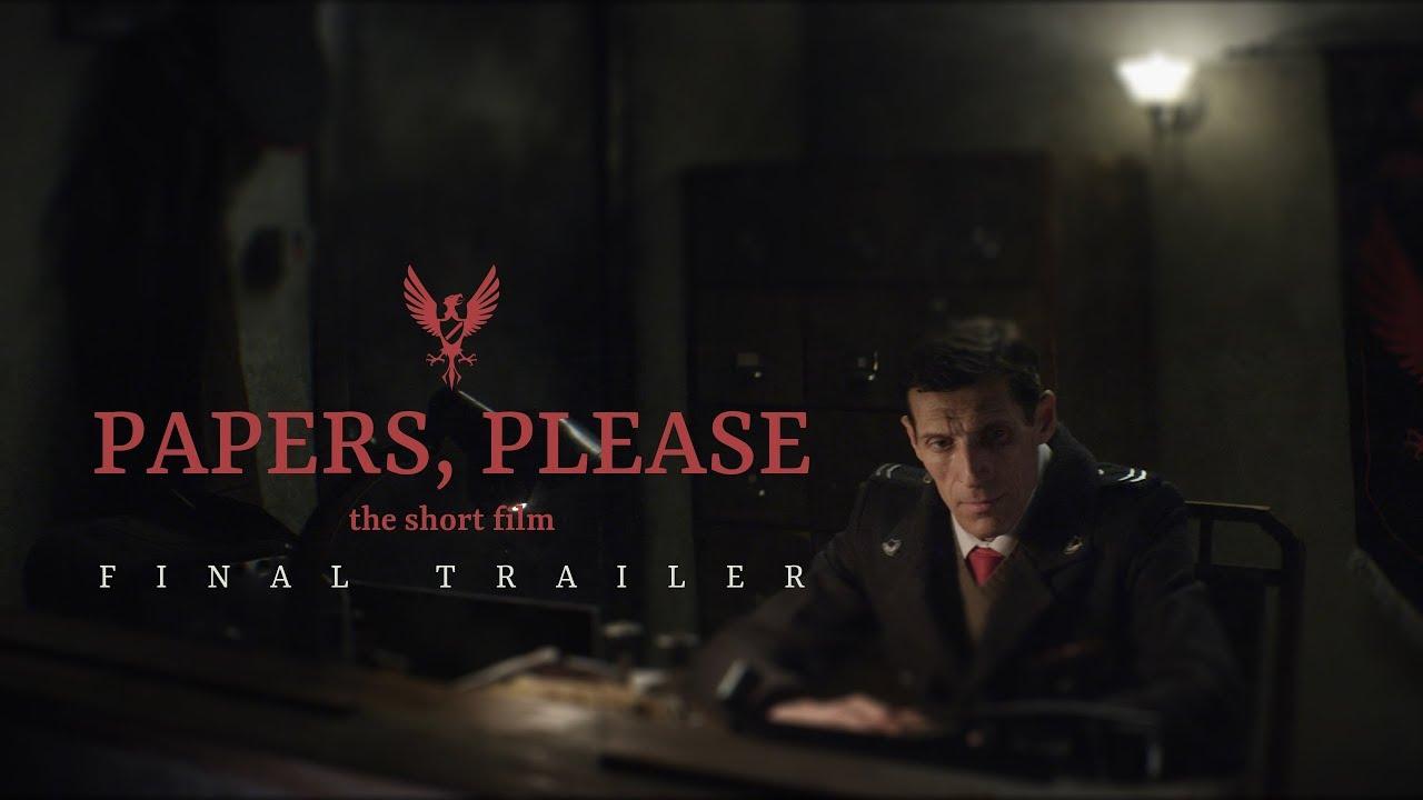 Papers, Please: il film disponibile su Steam dal 24 febbraio thumbnail