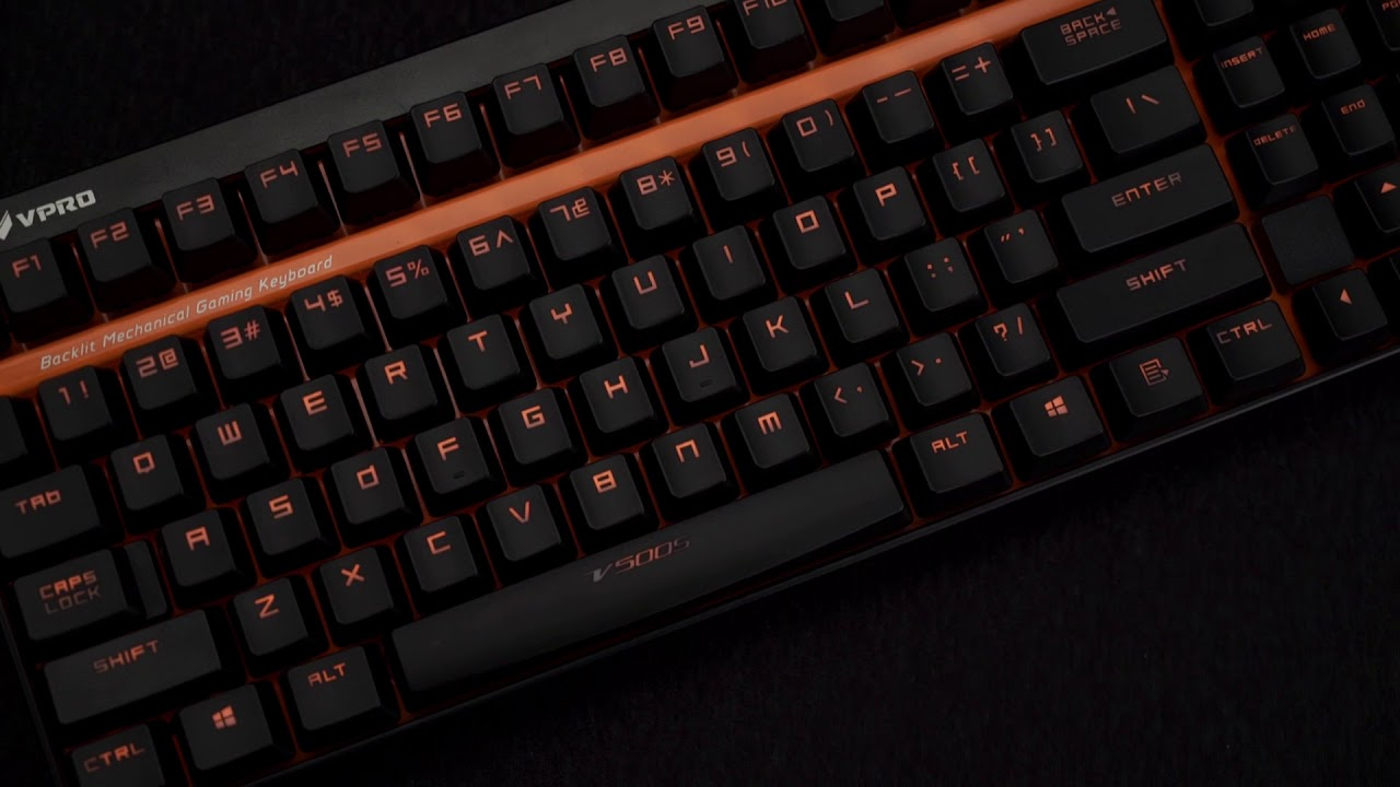 Ecco V500 S, la tastiera VPRO by Rapoo perfetta per il PC gaming thumbnail