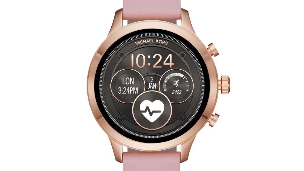 Michael Kors, uno smartwatch Wear OS ispirato al modello Runway thumbnail