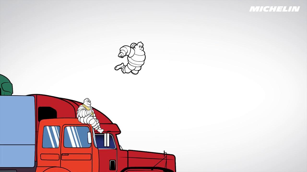Michelin: l'iconico Bibendum compie 120 anni, vediamo la sua storia thumbnail