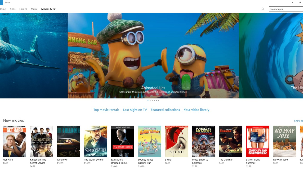 Microsoft: l'app Film e TV arriverà anche su Android e iOS thumbnail