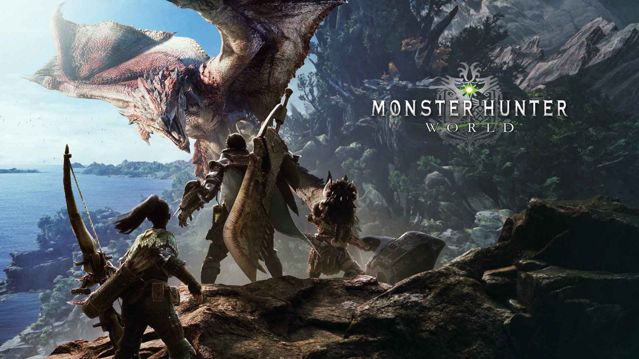 Monster Hunter World: vendute 7,5 milioni di copie thumbnail