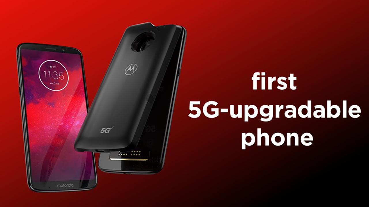 Motorola: arriva il moto mod che sfrutta la rete 5G thumbnail