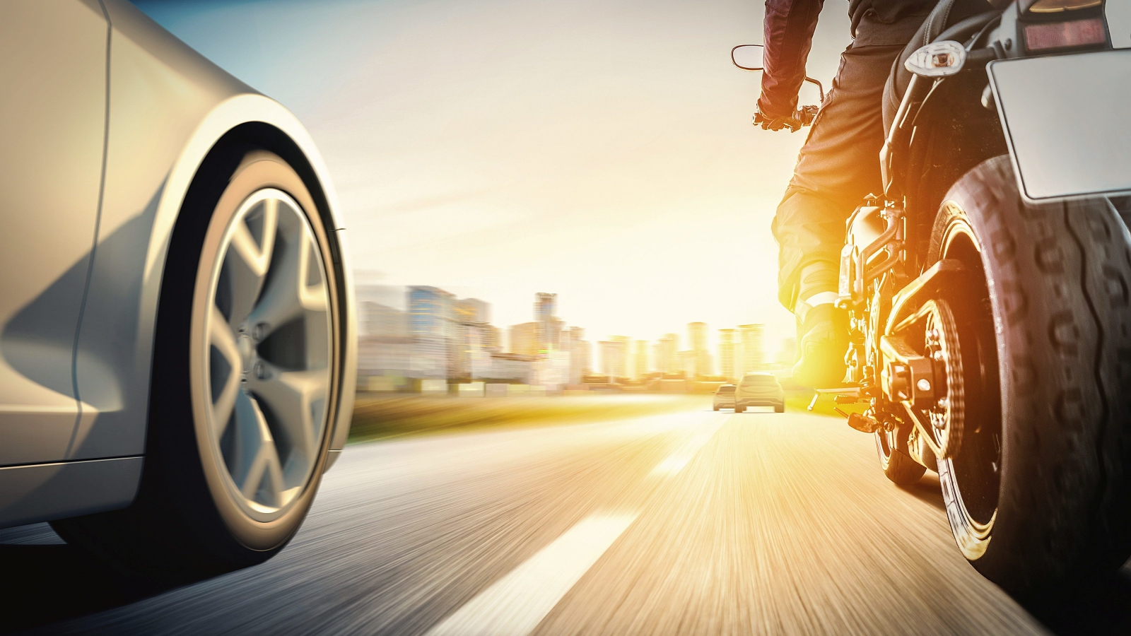 Bosch porta le tecnologie per la guida autonoma anche sulle moto thumbnail
