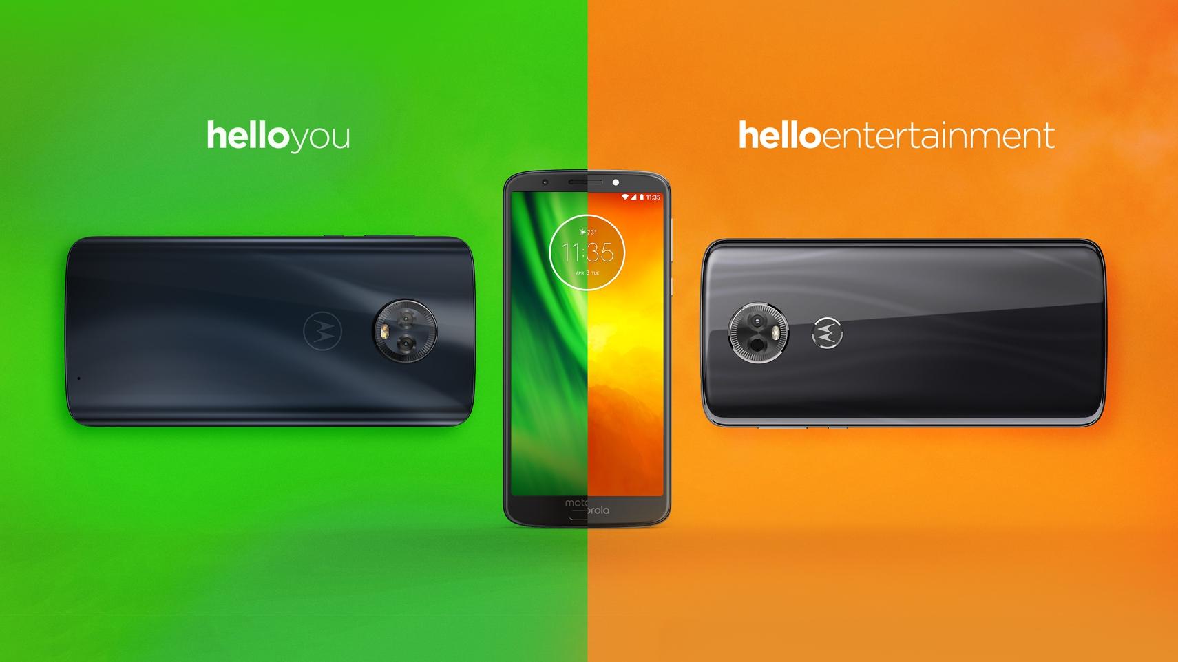 Motorola: diamo il benvenuto ai nuovi moto g6 e moto e5 thumbnail