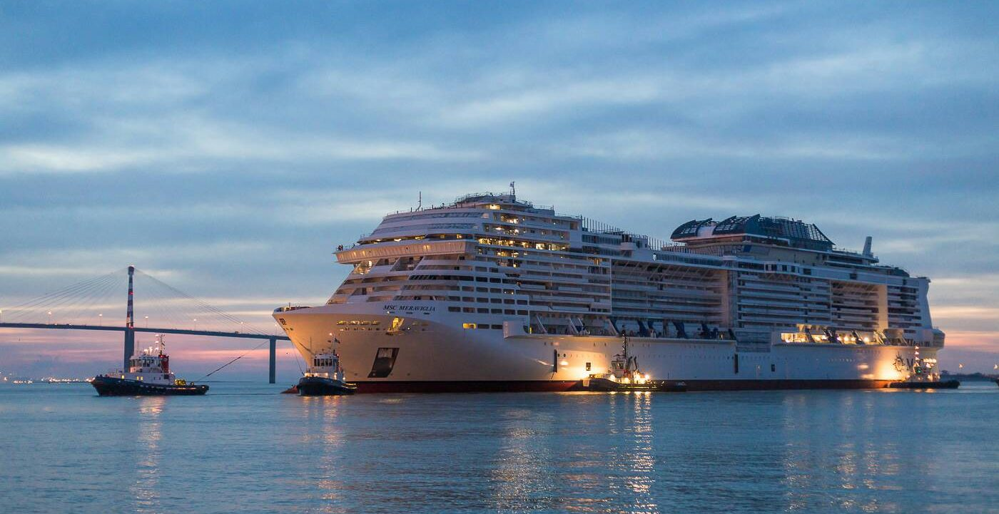 MSC Meraviglia: la nave iper-tecnologica si prepara a solcare i sette mari thumbnail