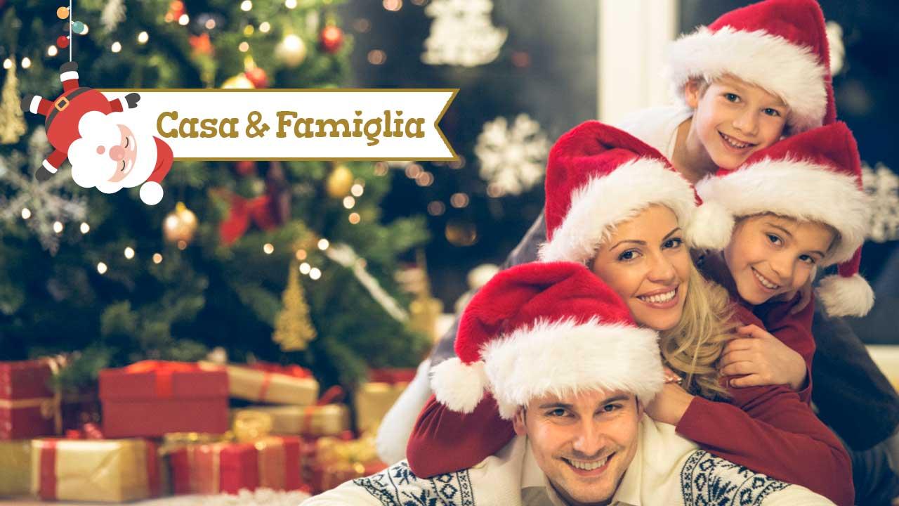Natale 2017: idee regalo per la casa e l'intera famiglia thumbnail