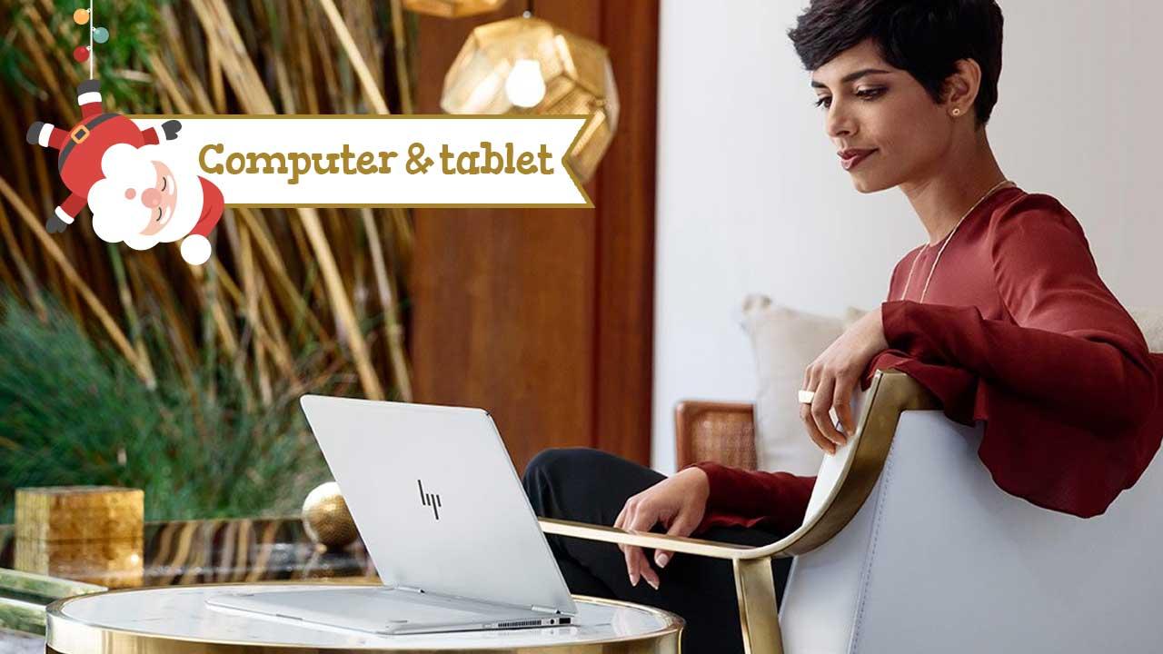 Natale 2017: computer e tablet da mettere sotto l'albero thumbnail