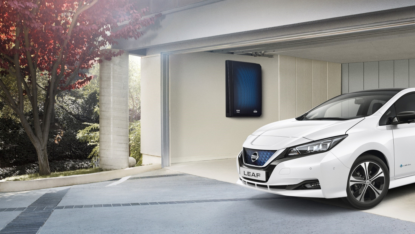 Nissan vince il Climate Solutions Award con il suo sistema Vehicle-to-Grid thumbnail