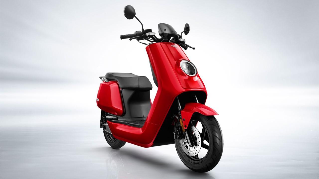 niu smart scooter elettrico