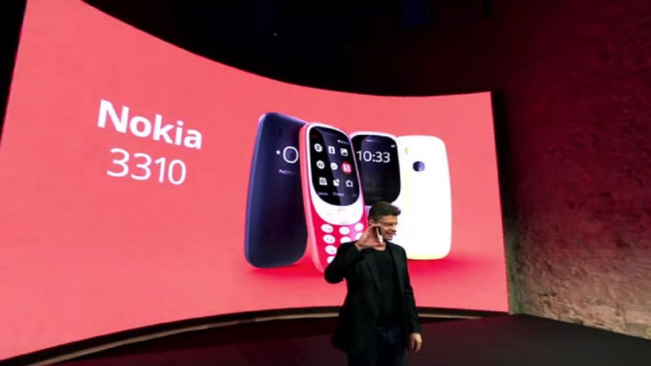 [MWC 2017]: Nokia presenta la nuova generazione di smartphone e il ritorno del mitico 3310 thumbnail