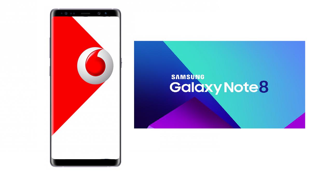 Vodafone propone un'imperdibile offerta per Samsung Galaxy Note8 thumbnail