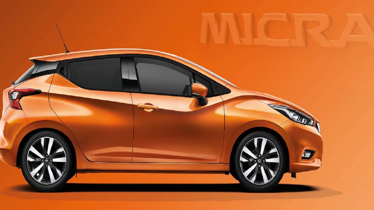 Il colore di Nissan Micra rispecchia la personalità del cliente con un chatbot thumbnail